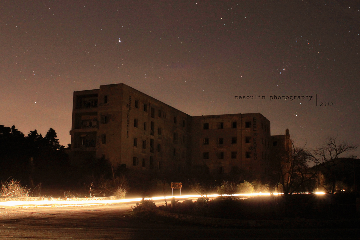 Parnitha Sanatorium 1 | Tesoulin Photography