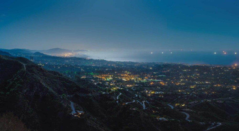 Montecito Moonlight