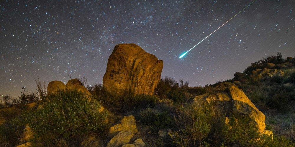 Santa Barbara Meteor