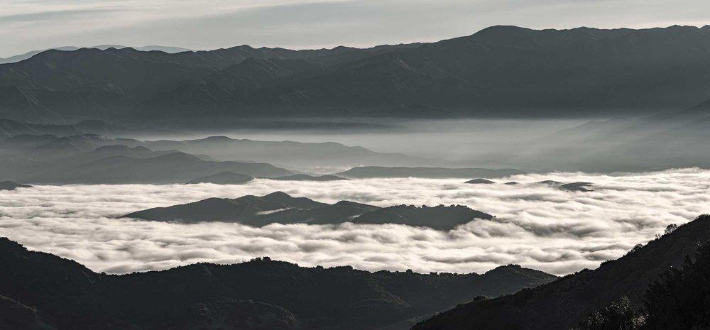 Santa Ynez Fog