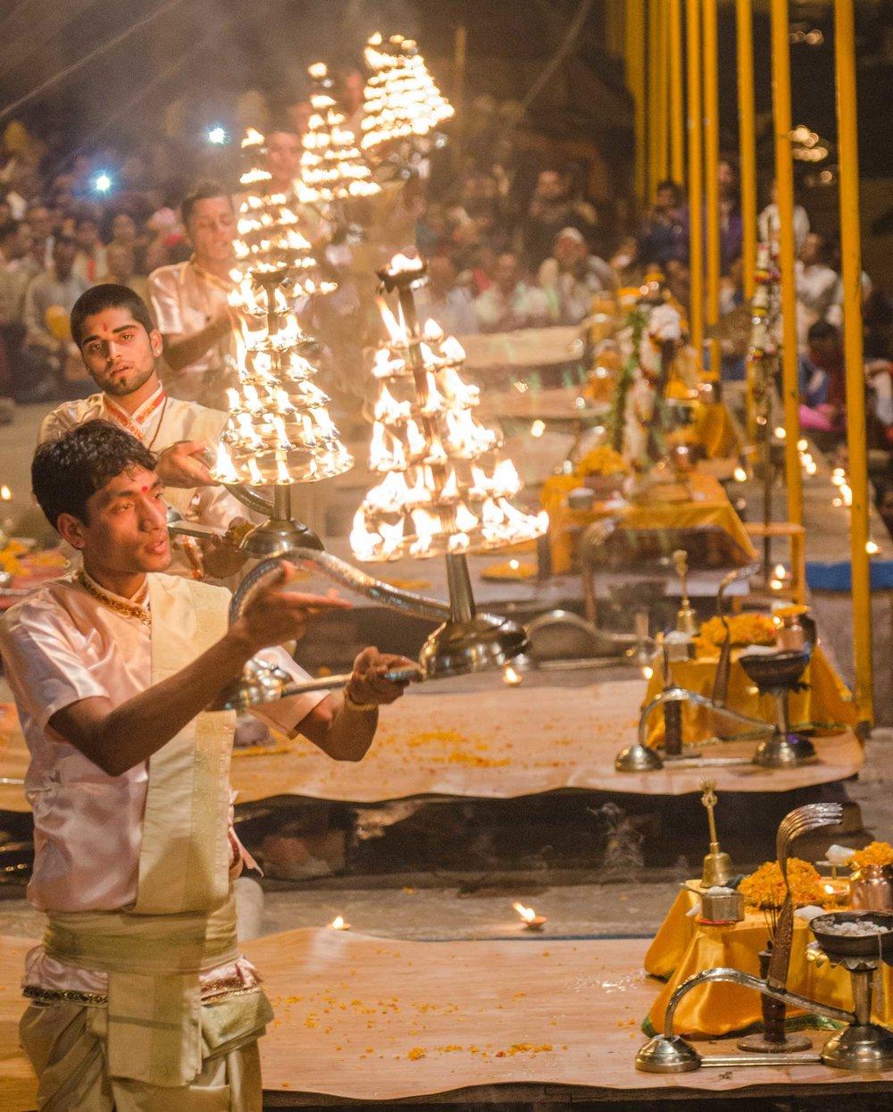 Varanasi Ritual