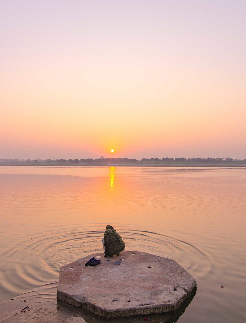 Ganges Morning