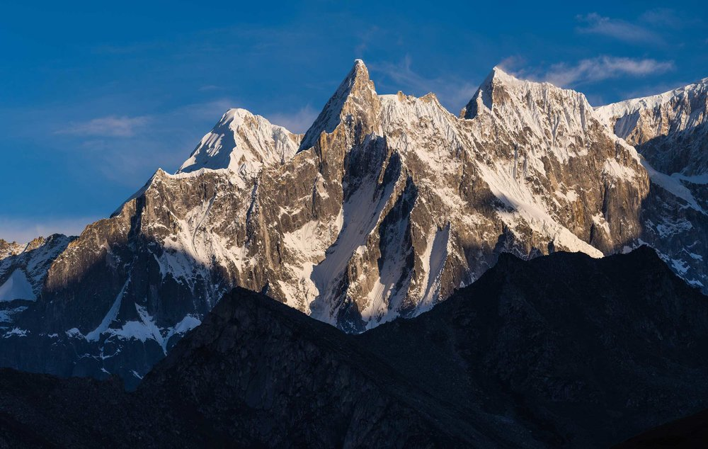 Himal Sunrise