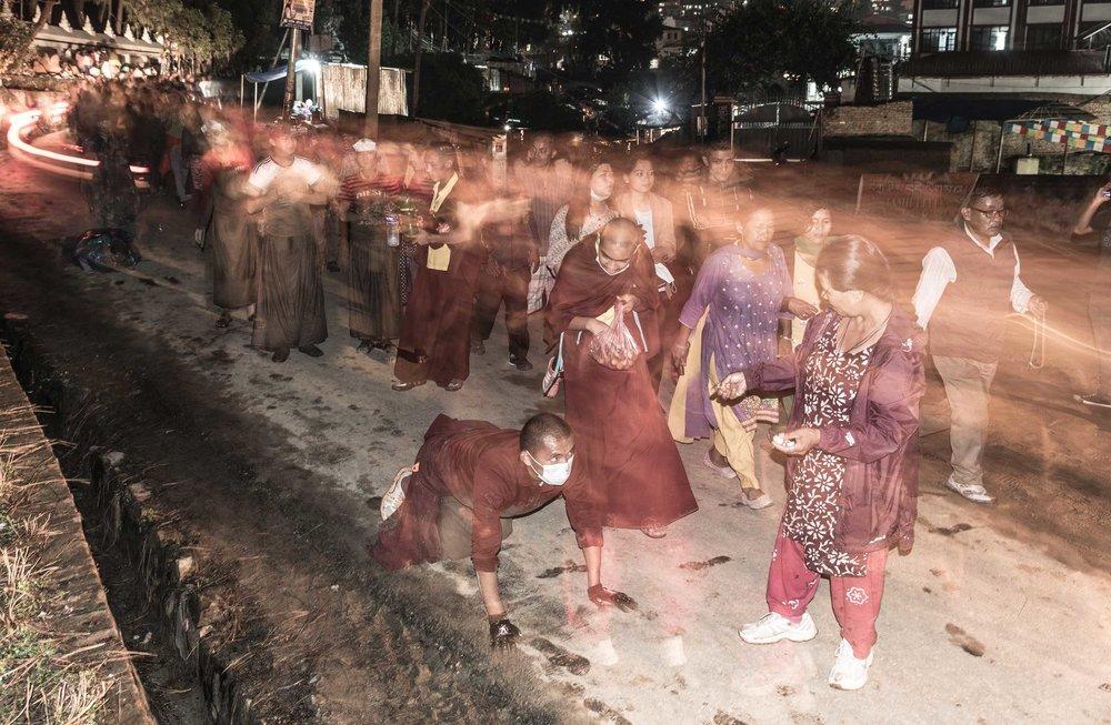Ritual Prostration
