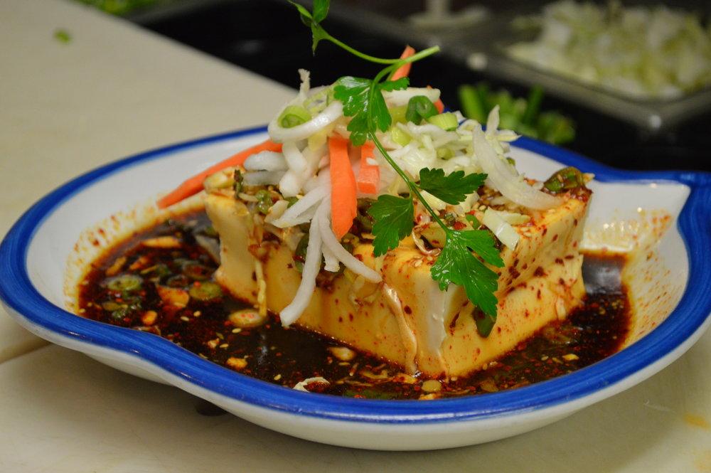 Saeng Tofu