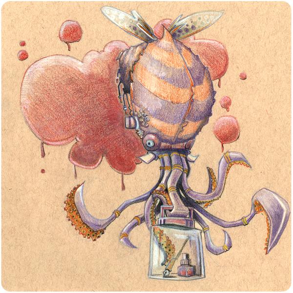 Cthuttle Bug