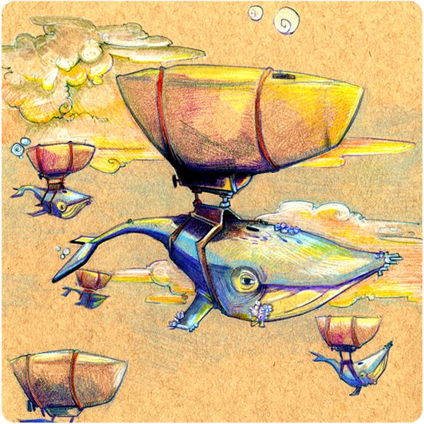 Whale Away