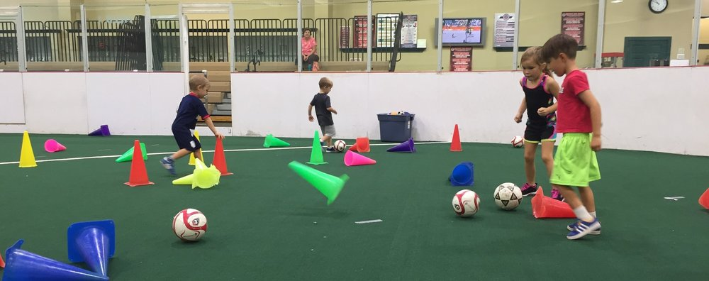 Develop Soccer Skills & Have Fun at MVSC