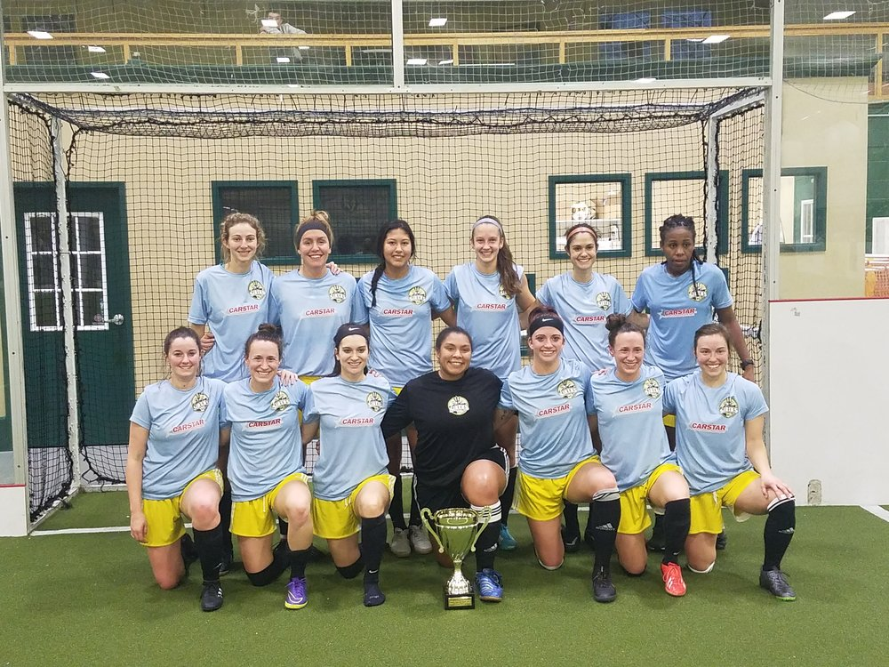Women's Division Champions - Cincy Sirens