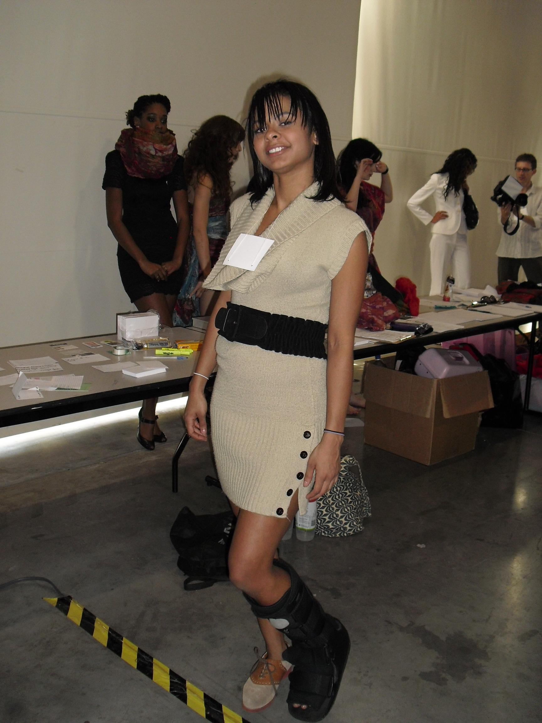 Picture of Model Kori Lei
