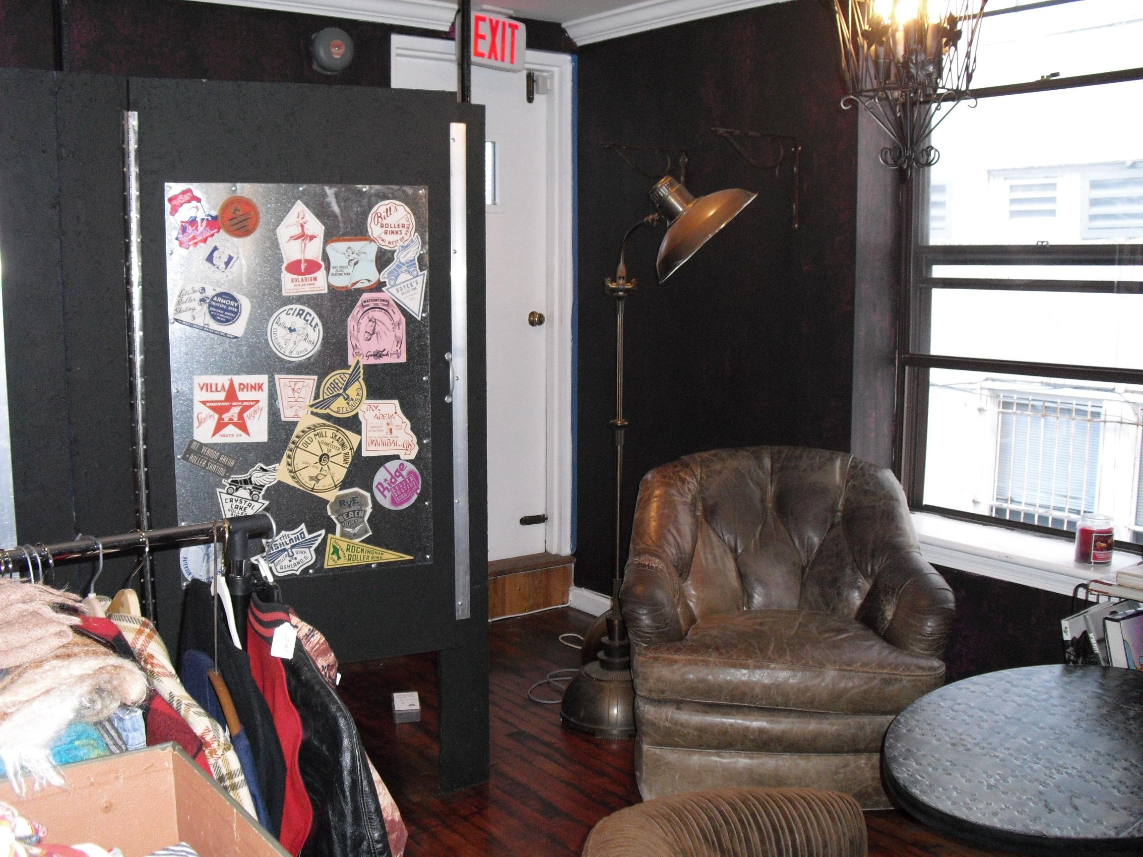 Dr. K's Dressing Rooms