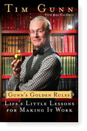 "Cover of the book ""Gunn's Golden Rules"""
