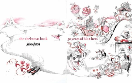 Cover of the 2010 Neiman Marcus Christmas Book