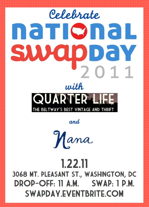National Swap Day January 22 2011