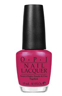 Pink OPI Nailpolish