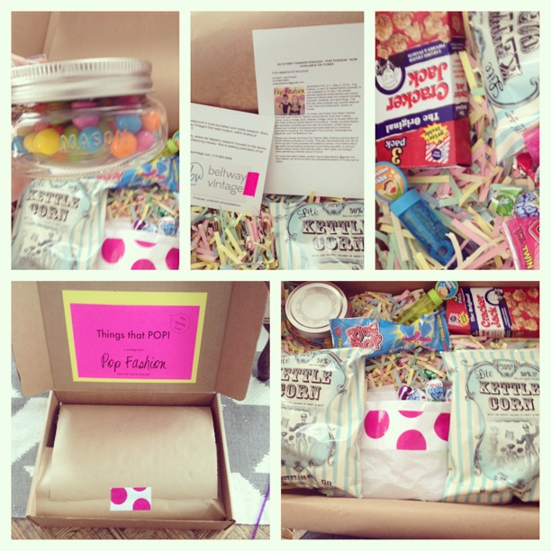 Creative Press Packet and Press Release