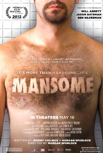 Mansome Movie Poster