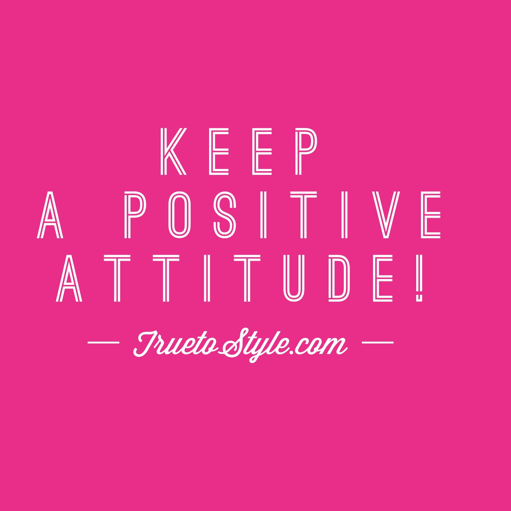 Positive Attitude Challenge