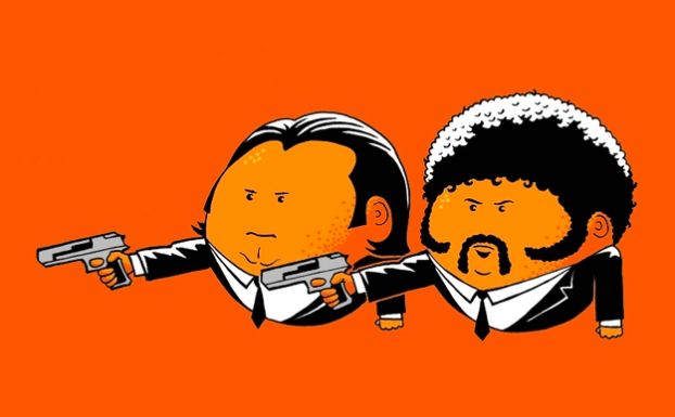 Extra Pulp Pulp Fiction T-Shirt