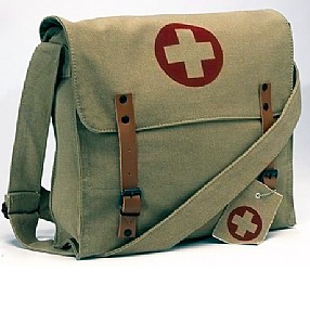 Vintage Medic Bag
