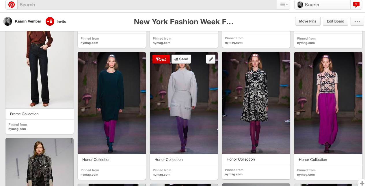 New York Fashion Week Fall 2015 Cheat Sheet
