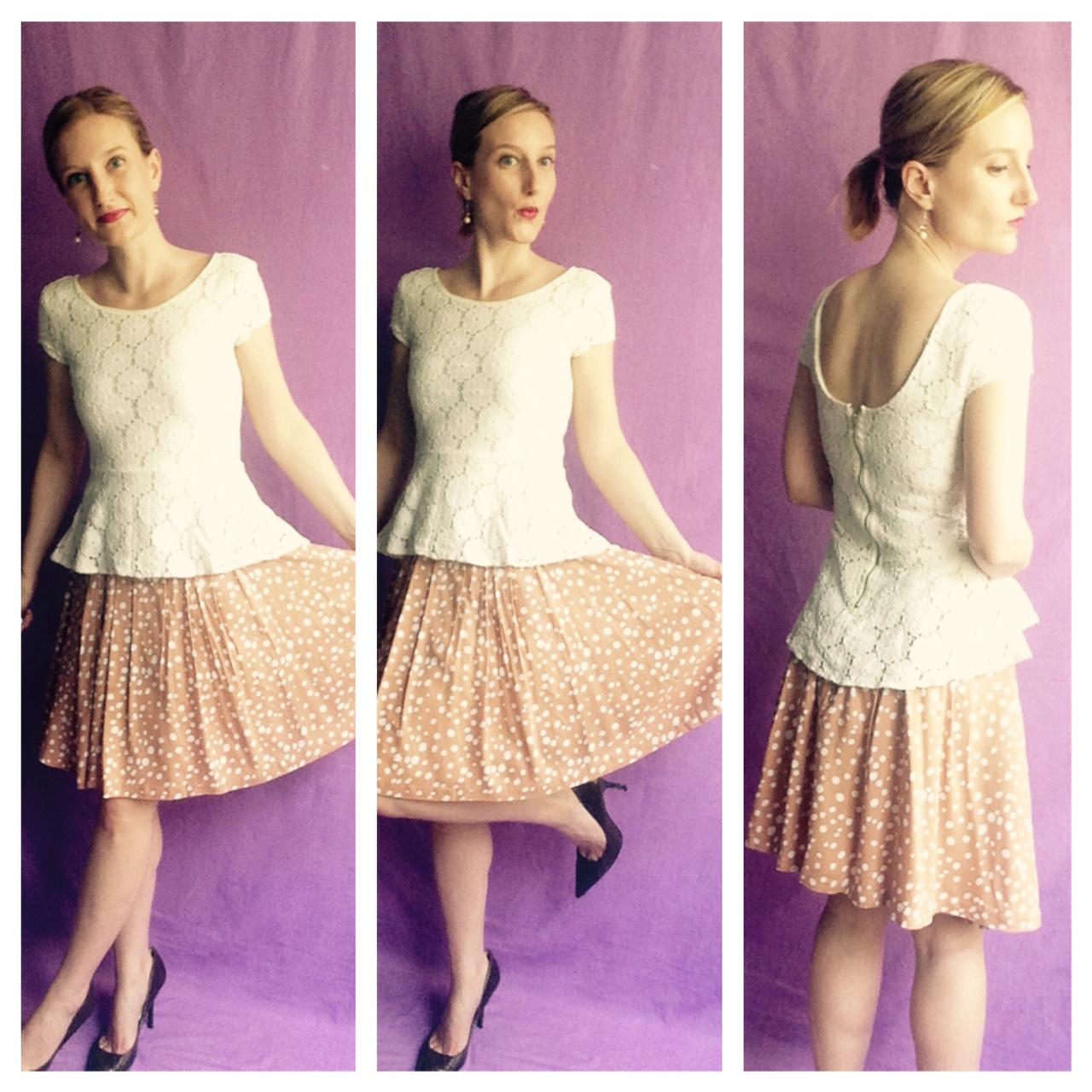 Fashion Mixing and Matching Fabrics