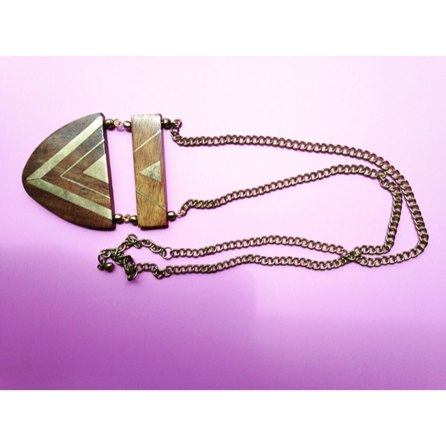 Necklace from Tarnish in Chicago