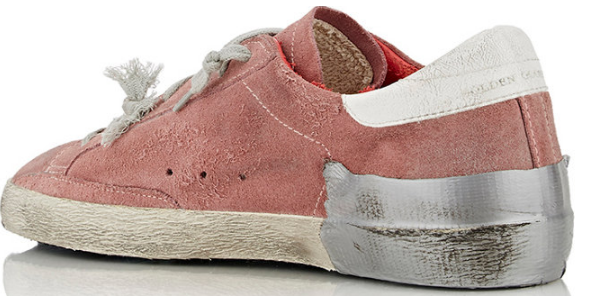 $600 Distressed Designers Sneakers