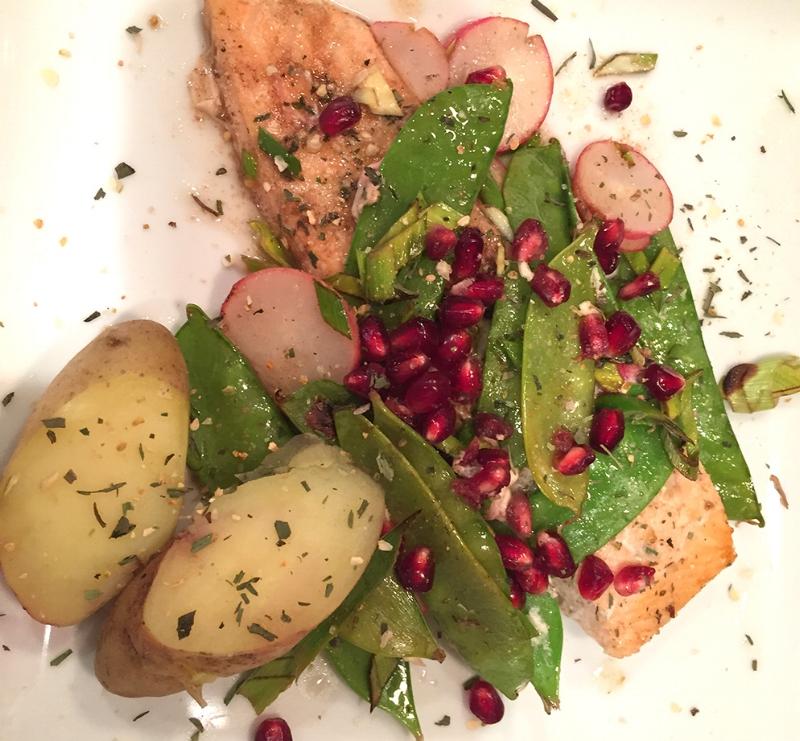Broiled Salmon_snpwpeas_pomegranates.jpg