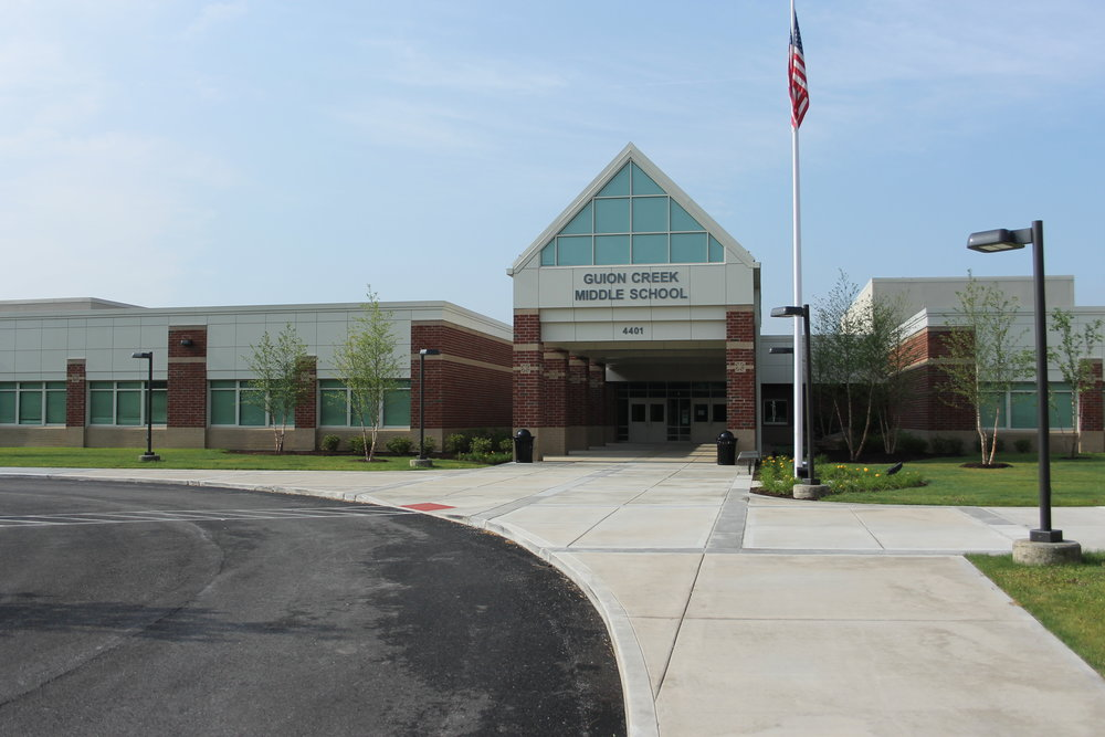 Guion Creek Middle School - Indianapolis, IN