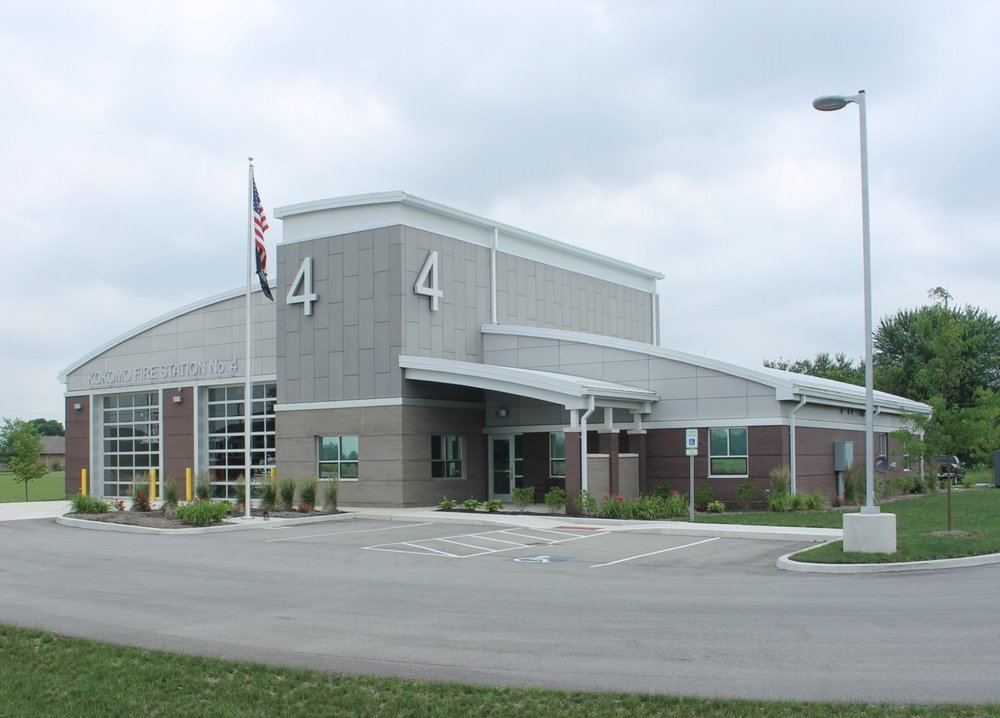 Kokomo Fire Station #4