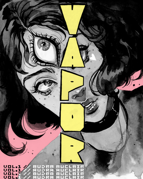 VAPOR Vol.1 (2019) - VAPOR Vol.1 is 40 pages and 8