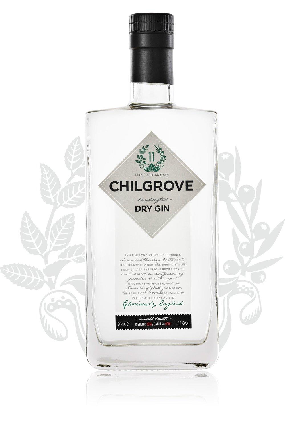 Chilgrove-bottle