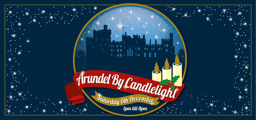 Arundel by Candlelight