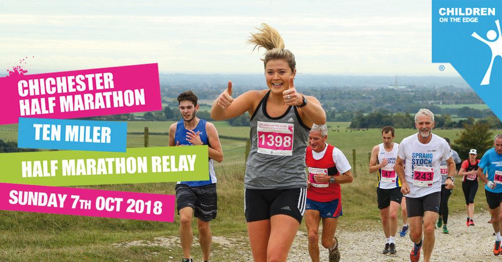 Children on the edge Chichester Half Marathon 2018.jpeg