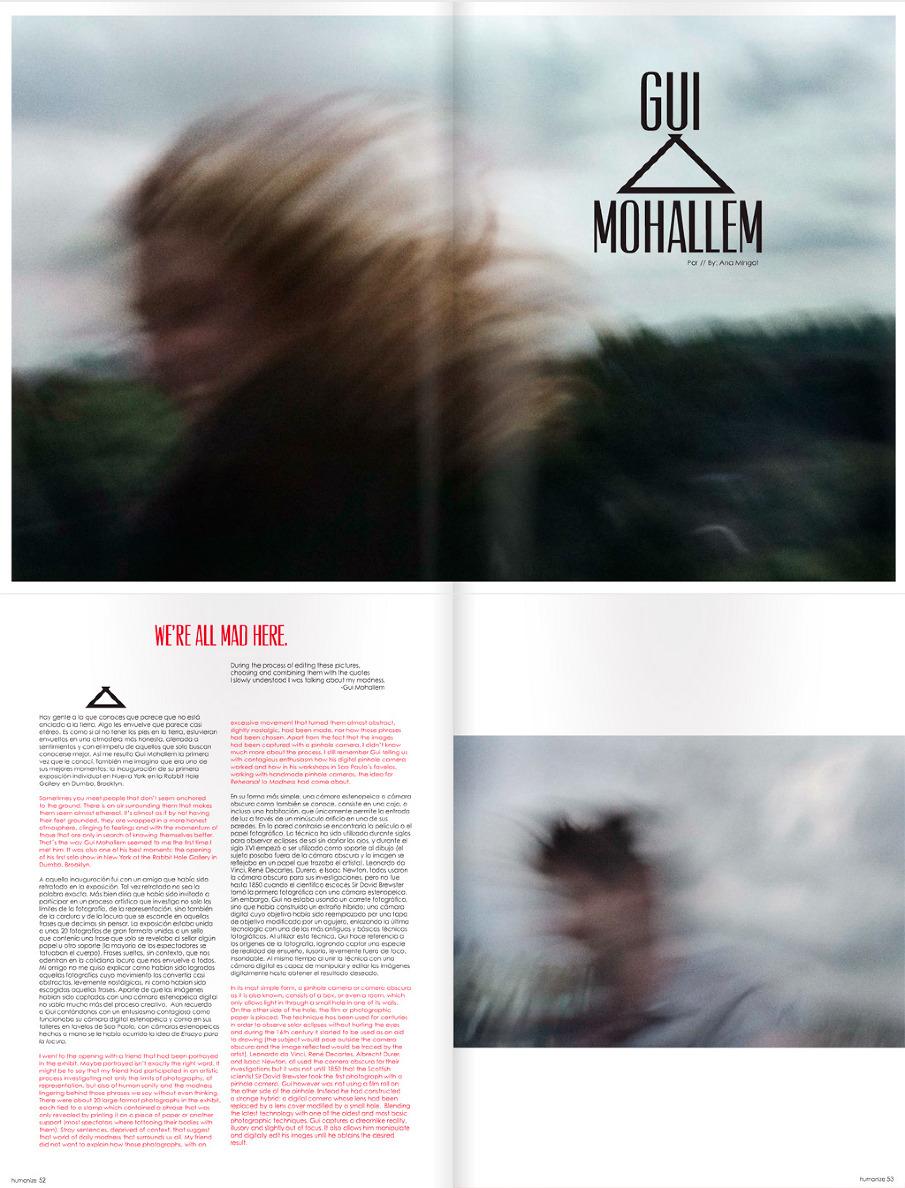 Humanize Magazine | Março de 2012