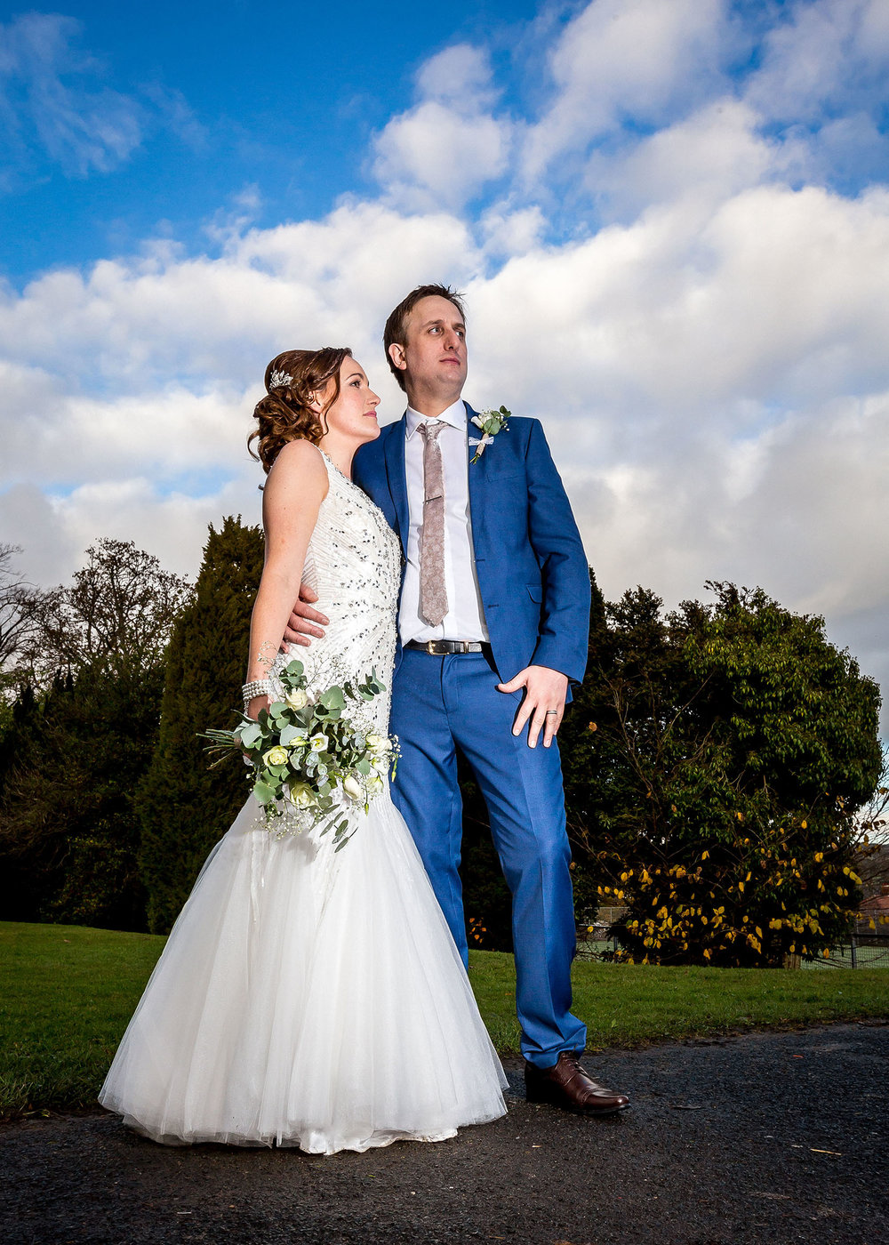 Wedding Photography North East, Durham, Newcastle - Stephen Matthews Photography - Hexham Winter Gardens