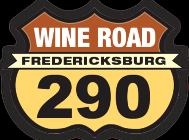 Map Of Texas Wineries.Fredericksburg Wine Road 290