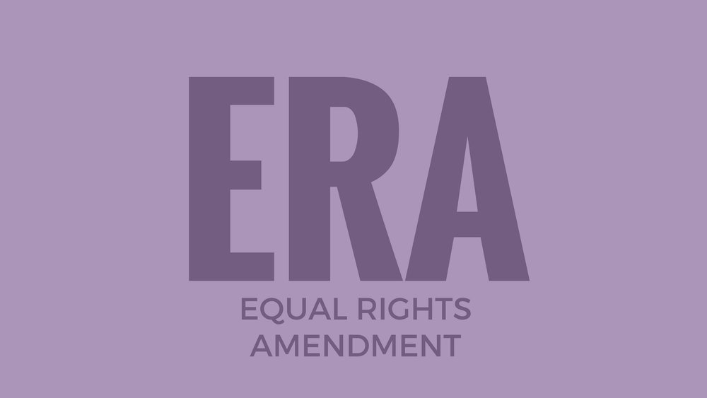 Equal Rights Amendment