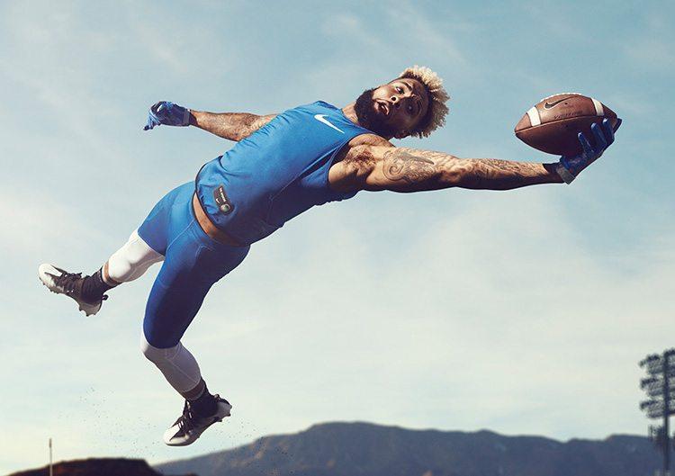 ODJ Nike Catch