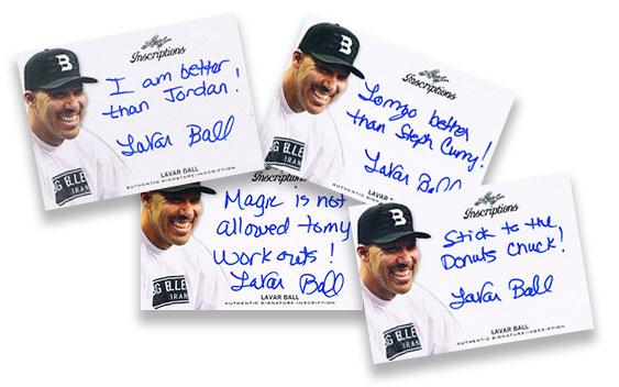 Lavar Ball Trading Cards