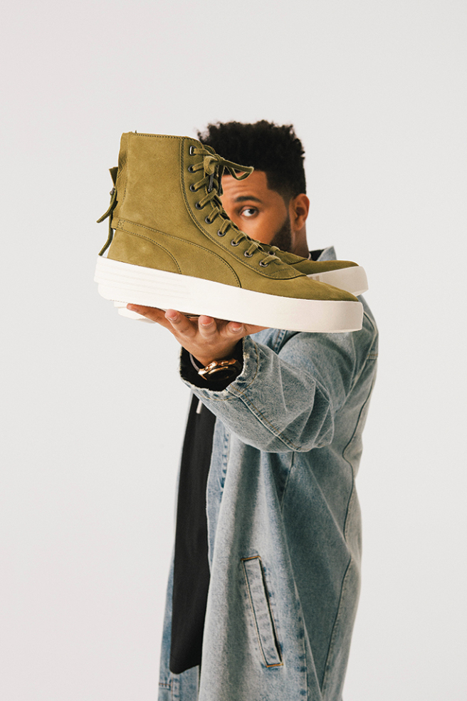 The Weeknd unveils the Parallel b340f567b