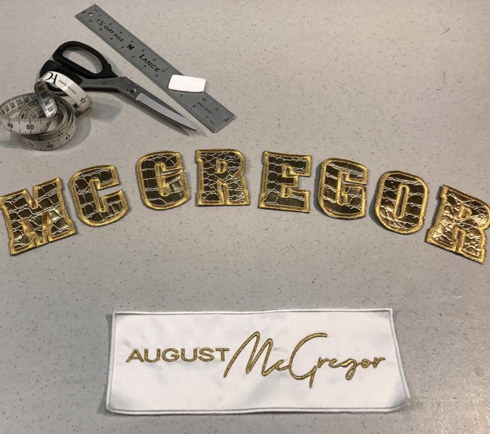 August McGregor Instagram