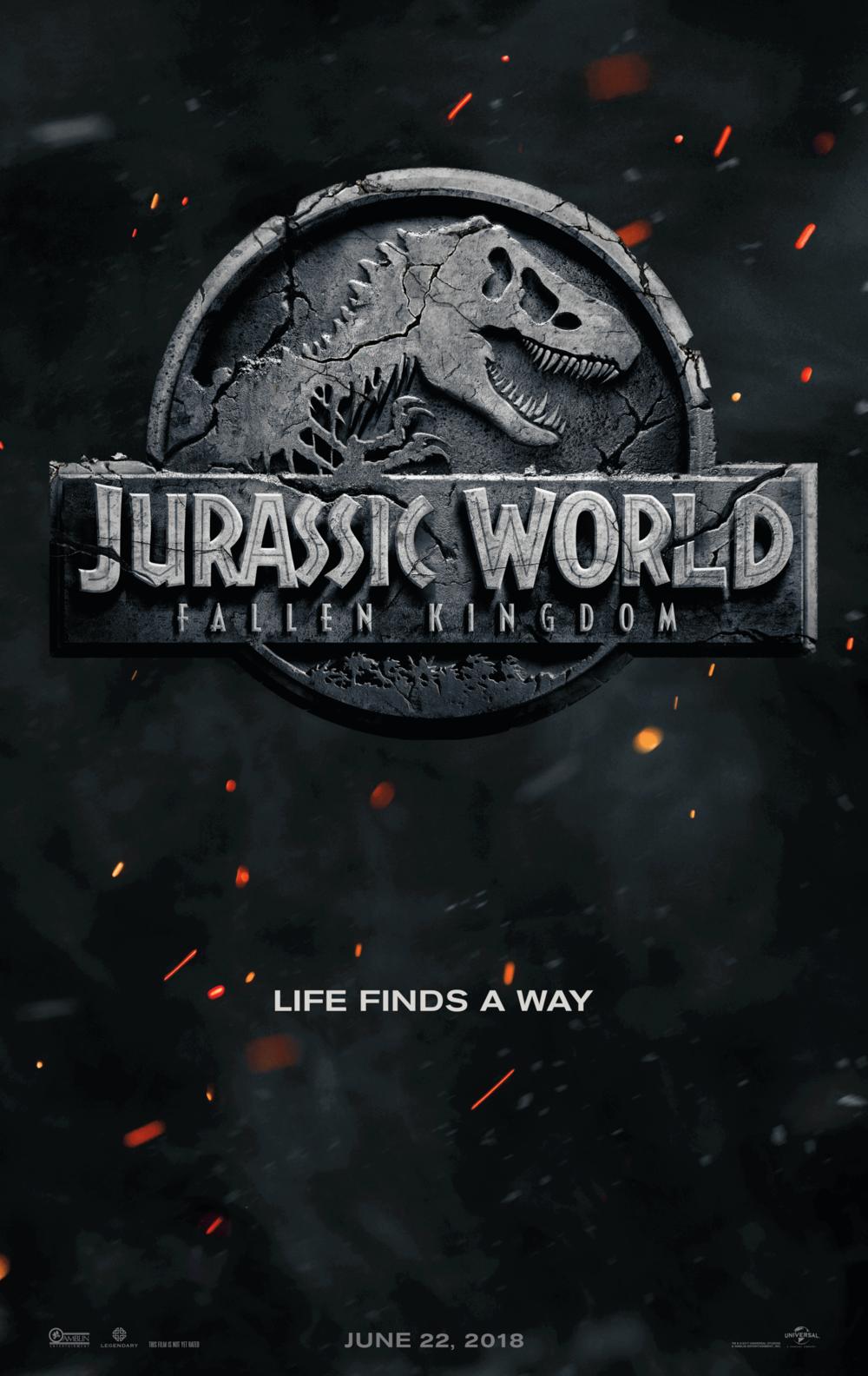 jurassic world fallen kingdom movie trailer