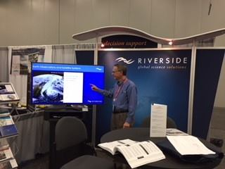 Riverside attends 98th American Meteorological Society (AMS) 2018