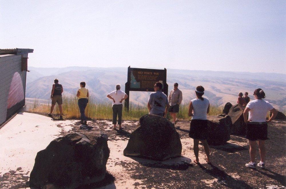 Whitebird Battle Site Nez Perce War of 1877.JPG