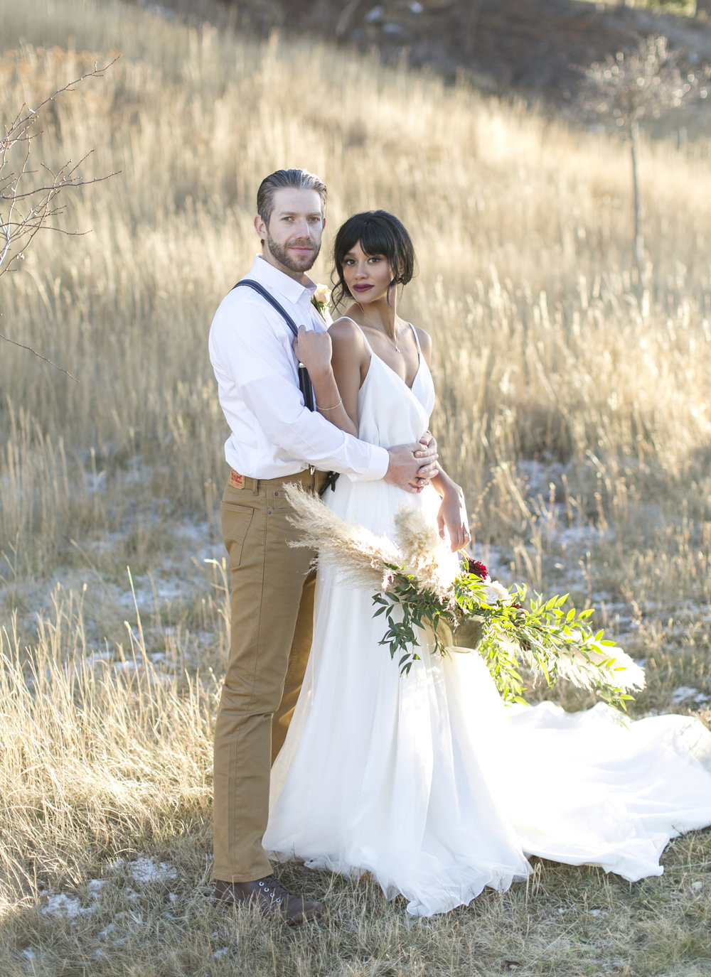 Black Hills styled shoot