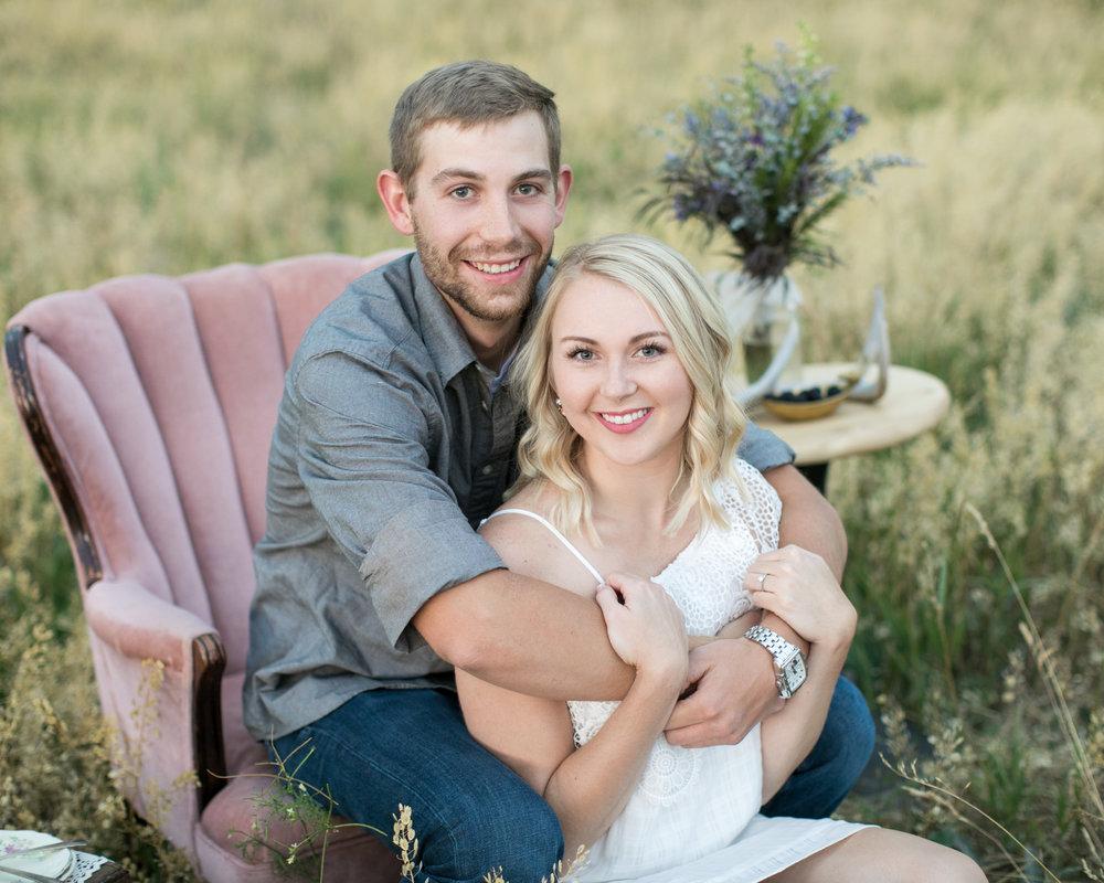 Black Hills engagement