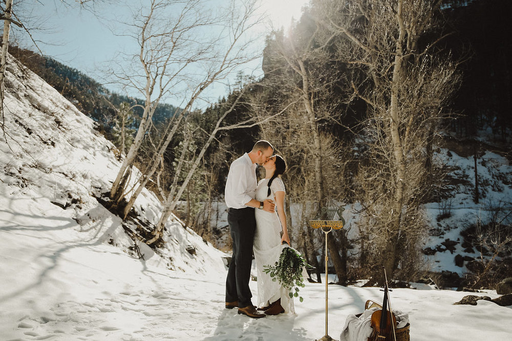 ice and song elopement