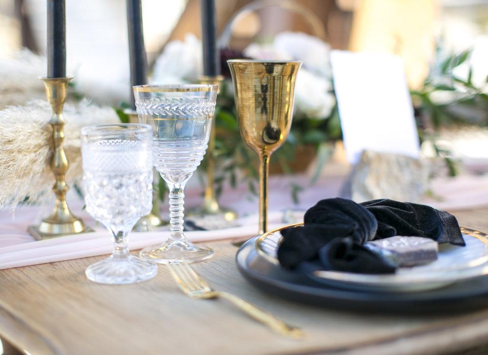 Black Hills Wedding Rentals